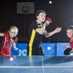 Championnats suisses Jeunesse à la  Chaux-de-fonds