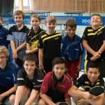 Championnats Jeunesse Tour 2