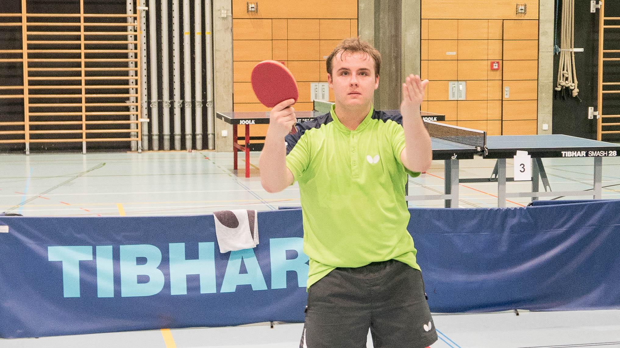 Anjtt promouvoir le tennis de table dans les cantons de - Julien lacroix tennis de table ...